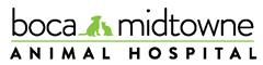 Boca Midtowne Animal Hospital Logo